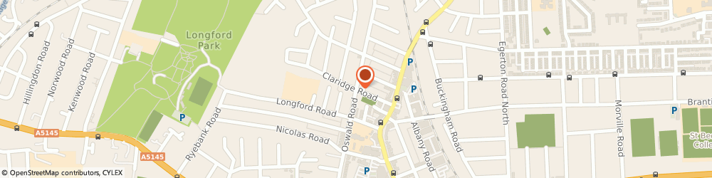 Route/map/directions to Oswald Road Primary School, M21 9PL Manchester, Oswald Rd