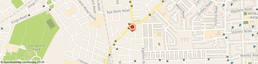 Route/map/directions to Glochiropractor, M16 0DZ Manchester, 164 MANCHESTER ROAD