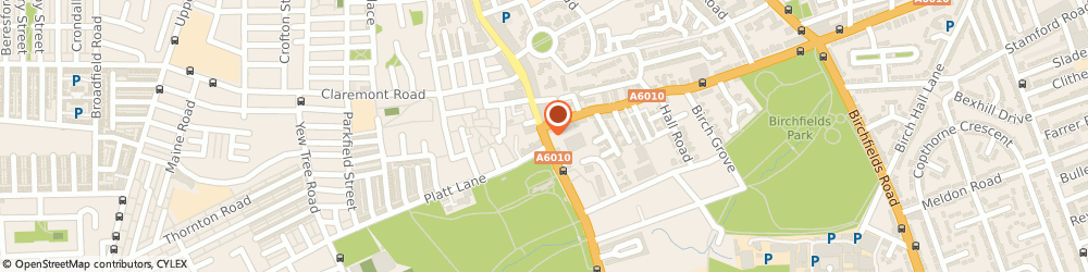 Route/map/directions to Habib Bank Ltd, M14 5AL Manchester, 78-84 WILMSLOW ROAD