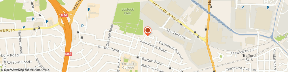 Route/map/directions to Combined Services, M32 9SG Manchester, 39 Winster Avenue