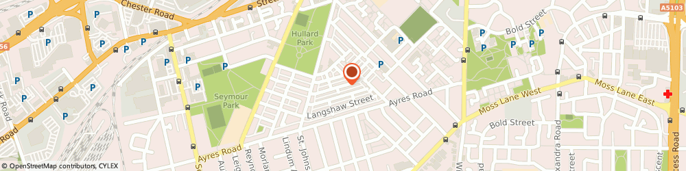 Route/map/directions to We Manage Web, M16 9JZ Manchester, 24 Pemberton Street