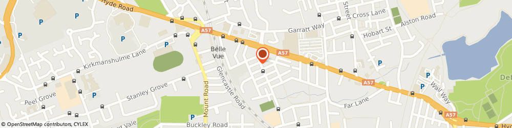 Route/map/directions to REYYANISMAIL LIMITED, M18 7AN Manchester, 20 Bragenham Street