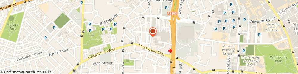Route/map/directions to Global Africa, M15 5JP Manchester, 78 Hulme High Street