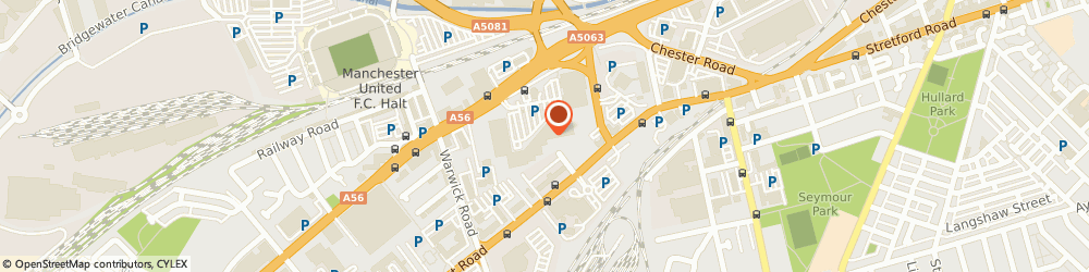 Route/map/directions to Manchester - within Furniture Village, M16 0RP Manchester, White City Retail Park White City Way