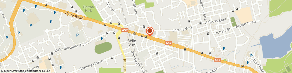Route/map/directions to A-BEST RECRUITMENT LTD, M18 7AA Manchester, 526 HYDE ROAD