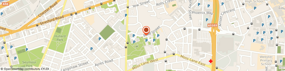 Route/map/directions to Manchester Social Services, M15 5QH Manchester, 27 Bold St
