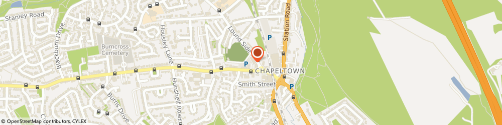 Route/map/directions to Justdance Studios Ltd, S35 2UQ Sheffield, 3A Lound Side