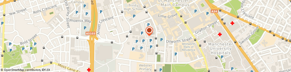 Route/map/directions to Harmonic Medical Sonography, M15 6SZ Manchester, First floor Unit 3