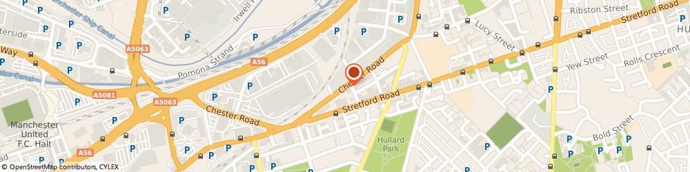 Route/map/directions to Barnard Atkins Ltd, M16 9HS Manchester, 470 CHESTER RD, 16