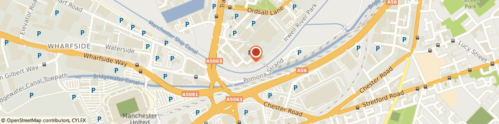 Route/map/directions to Jagger & Associates, M5 3EQ Salford, Ground Floor, 14 Exchange Quay