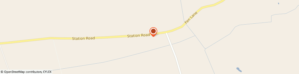 Route/map/directions to Eastfield Veterinary Clinic, Grimsby, DN36 5QU Grimsby, Station Road