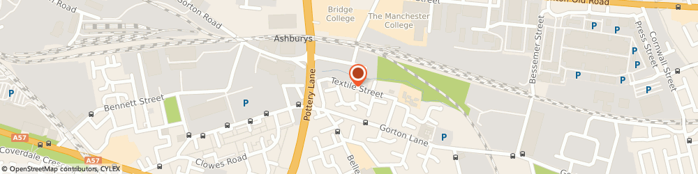 Route/map/directions to Aj Limos, M12 5DJ Manchester, 22 Textile St