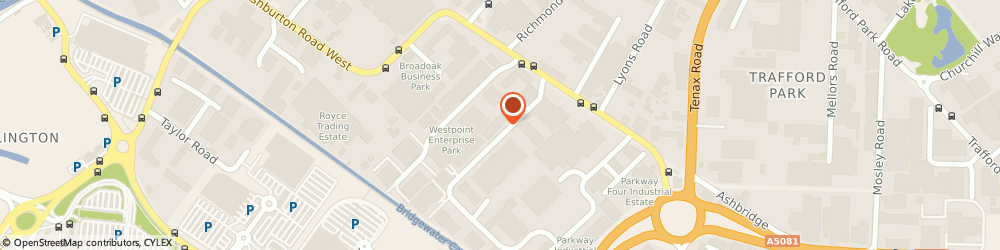 Route/map/directions to Psi Inspection Services Ltd, M17 1EH Manchester, 10 Wheel Forge Way