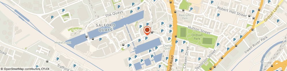 Route/map/directions to ENGIE Regeneration Limited - Salford, M50 3BF Salford, 14 The Quays