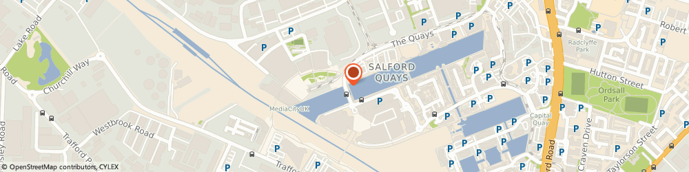 Route/map/directions to Room, M50 3AZ Salford, The Quays