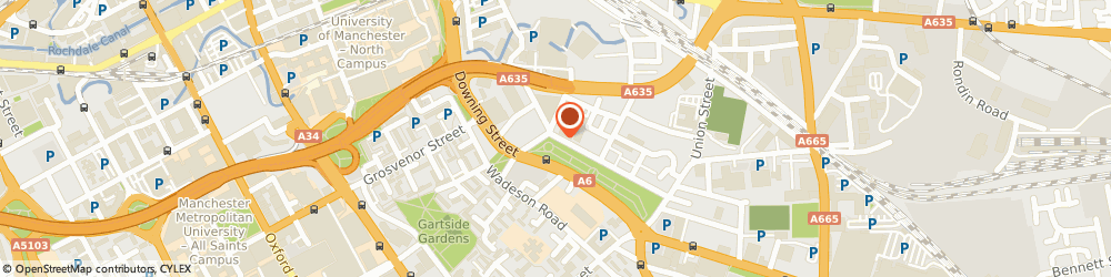 Route/map/directions to Manchester School of Acting, M12 6DL Manchester, 29 ARDWICK GREEN NORTH