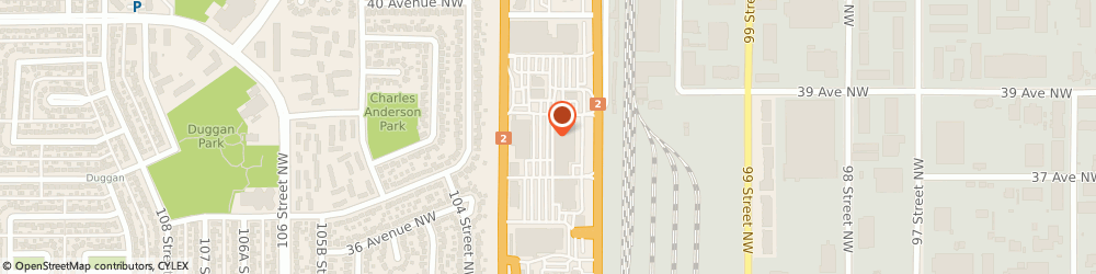 Route/map/directions to Scholars Choice, T6J 5M8 Edmonton, 164-3803 Calgary Trail Nw