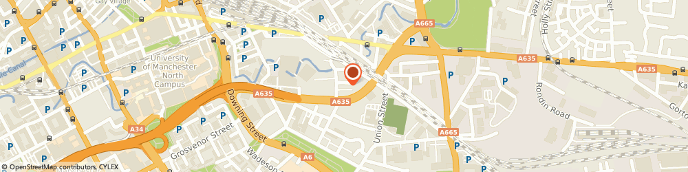 Route/map/directions to Ardwick Auto Spares, M12 6HG Manchester, 2 Hoyle Street