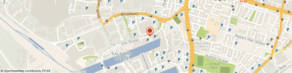 Route/map/directions to Art 4 You Outlet, M50 3AH Salford, F17/THE LOWRY DESIGNER OUTLET, THE QUAYS