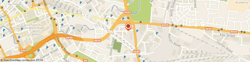 Route/map/directions to Autopoint used Cars, M12 6FA Manchester, 4 Dark Lane