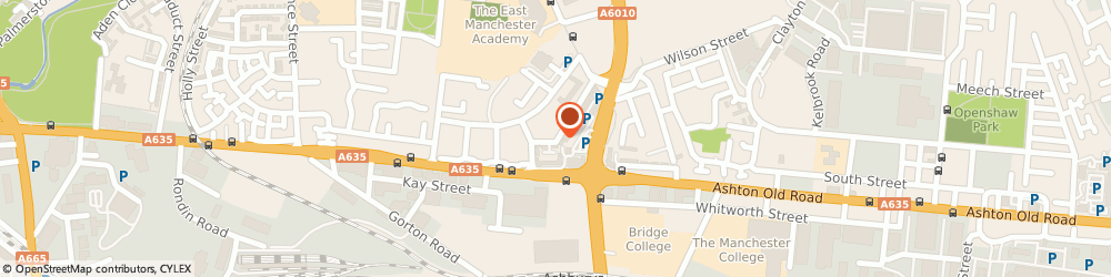 Route/map/directions to ADAOHA AND ASSOCIATES LIMITED, M11 3AW Manchester, 16 BOSWORTH STREET