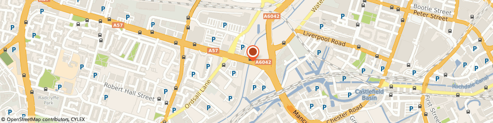 Route/map/directions to Timpson, M5 4RW Salford, Regent Road