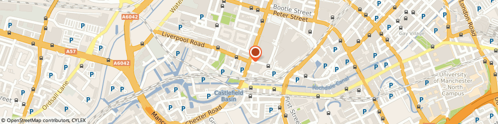 Route/map/directions to First Eye CCTV Ltd, M3 2EN Manchester, 62-66 DEANSGATE