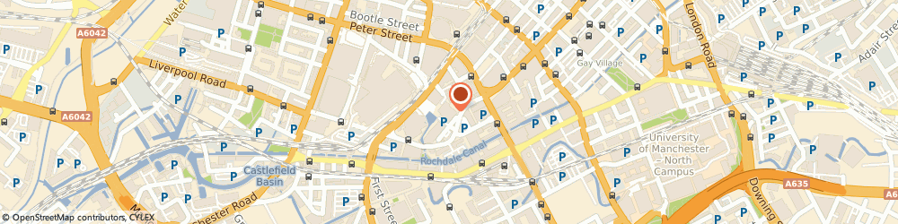 Route/map/directions to MANCHESTER TECH TRUST, M2 3AB Manchester, 100 Barbirolli Square