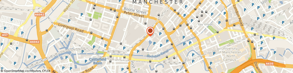 Route/map/directions to Halle Orchestra, M2 3WS Manchester, Hallé Concerts Society, The Bridgewater Hall, Lower Mosley Street