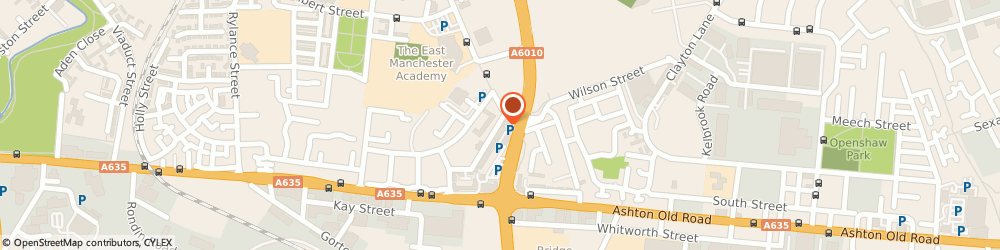 Route/map/directions to Conclusive Property Services, M11 3AW Manchester, 86 Bosworth Street