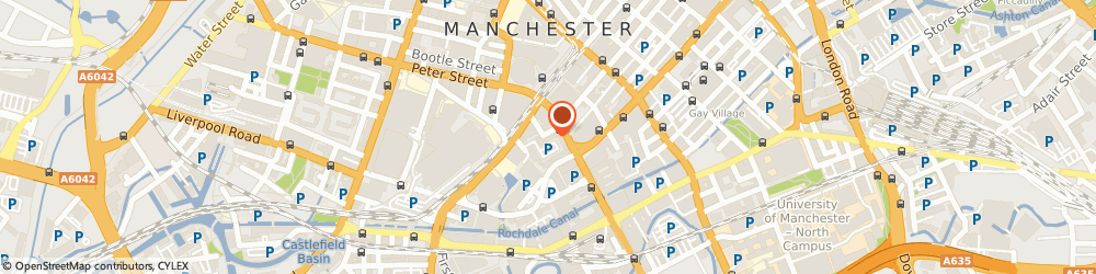 Route/map/directions to Sacco Mann Ltd Manchester, M3 3HF Manchester, Bartle House, 9 Oxford Court