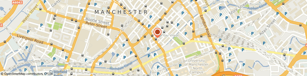 Route/map/directions to Manchester Plumbers, M2 4HH Manchester, PRINCESS ST