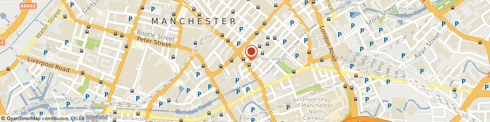 Route/map/directions to Pulse, M1 6DE Manchester, 329-332/IMEX HOUSE, 40 PRINCESS STREET
