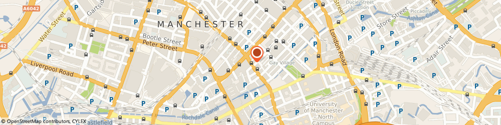 Route/map/directions to The Chinese Chippy Ltd, M1 6DE Manchester, UNIT 123 CITIBASE, 40, PRINCESS STREET