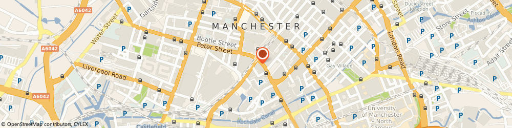 Route/map/directions to Renaissance Consulting Engineers UK Ltd, M1 5AN Manchester, Peter House Oxford St