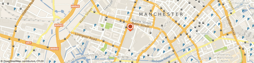 Route/map/directions to Springbank Flowers, M3 4EN Manchester, 255 DEANSGATE
