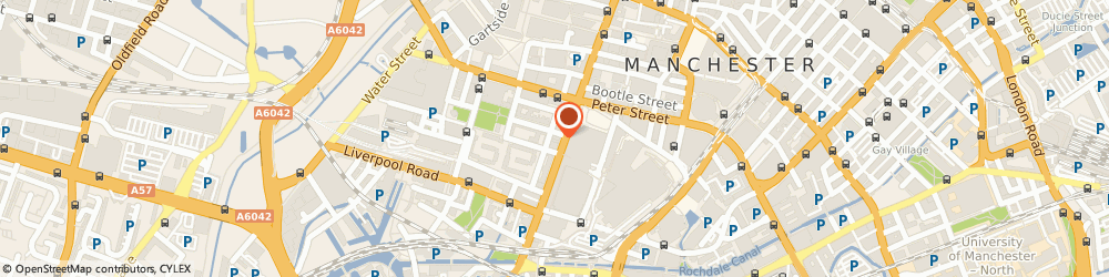 Route/map/directions to The Platinum Skin Clinic, M3 4DN Manchester, 3-5 St John St