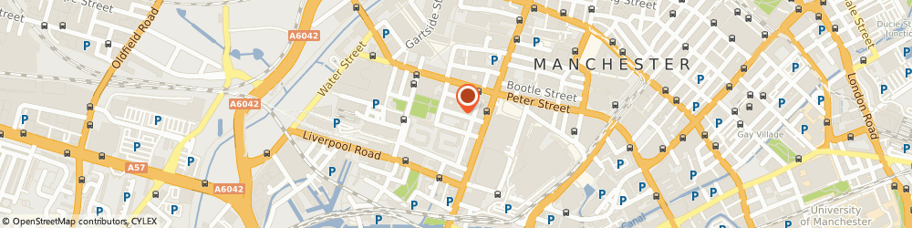 Route/map/directions to The Teeth Whitening Company Manchester, M3 4DS Manchester, ST. JOHN STREET
