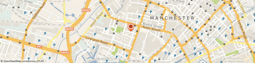Route/map/directions to Clinical Partners, M3 4DR Manchester, 17 St John Street