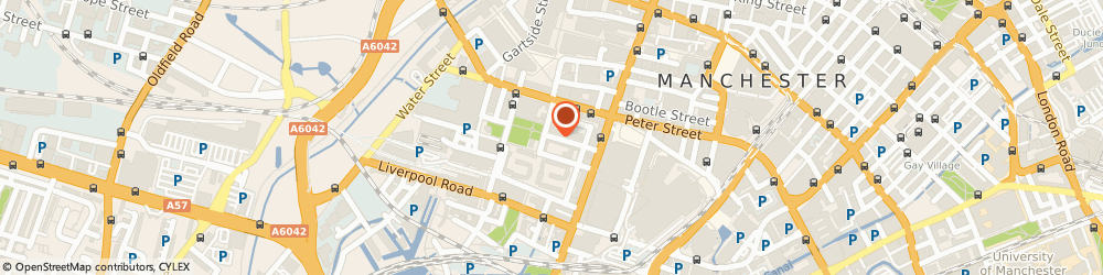 Route/map/directions to Peter Atherton, M3 4DF Manchester, 24 St. John Street