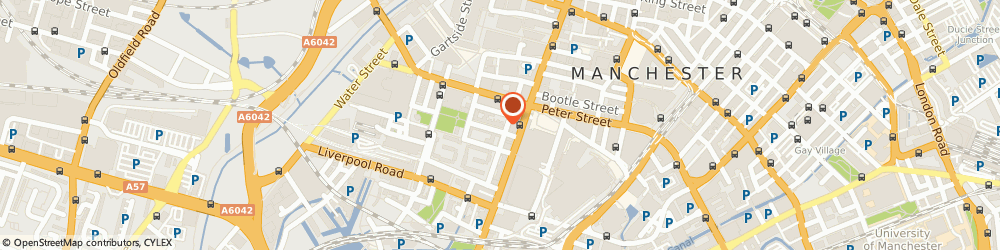 Route/map/directions to Faz Page Osteopath, M3 4DY Manchester, 10 St Johns Street