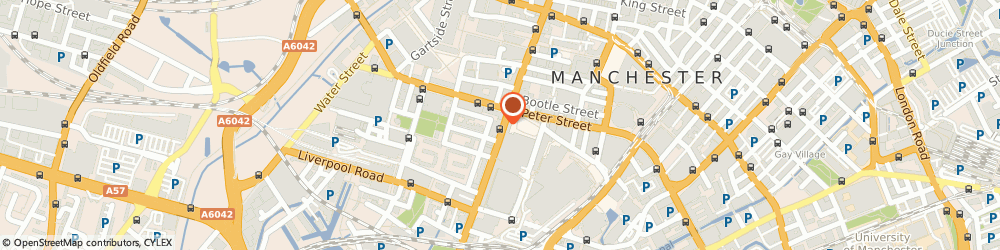 Route/map/directions to NEO-DERM LONDON LTD, M3 4BQ Manchester, 1st Floor Milton Hall 244 Deansgate