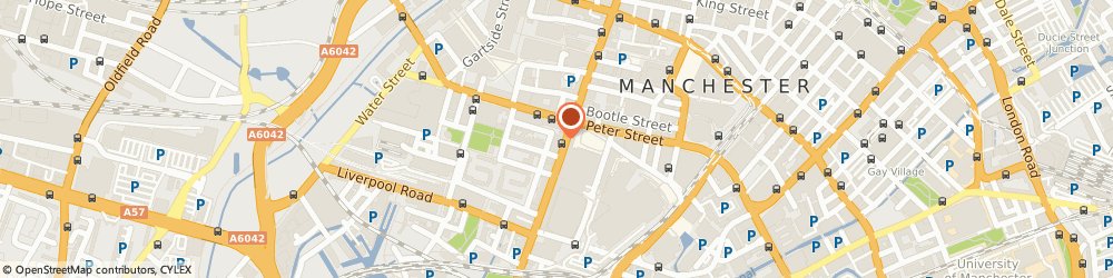 Route/map/directions to Therapy and Learning, M3 4BQ Manchester, Milton Hall, 244 Deansgate