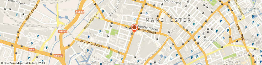 Route/map/directions to Physology MANCHESTER, M3 4BQ Manchester, Milton Hall, 244 Deansgate