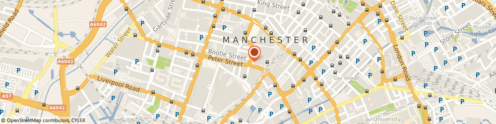 Route/map/directions to Flowstream International Limited, M2 3DE Manchester, Mazars Llp, One