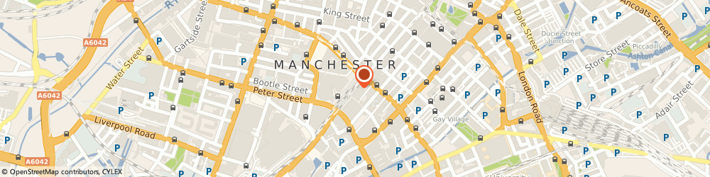 Route/map/directions to North West Film Archive, M2 5PD Manchester, St Peter's Square