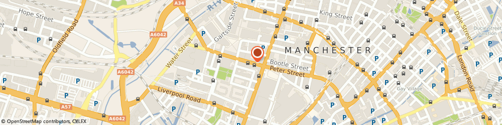 Route/map/directions to BM Advisory, M3 3HN Manchester, 15 Quay Street
