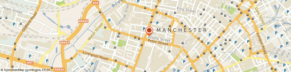 Route/map/directions to Myparceldelivery.com, M3 3NW Manchester, SOUTH CENTRAL, 211 DEANSGATE