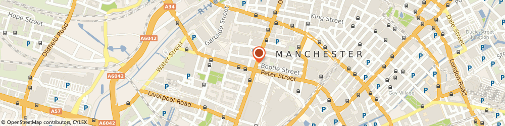 Route/map/directions to Animal, M3 3ND Manchester, 188-192 Deansgate