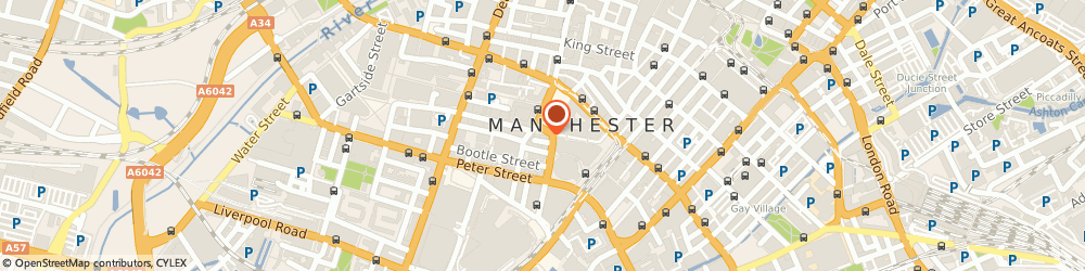 Route/map/directions to Nexus Solicitors, M2 5PE Manchester, 16-18 Albert Square, Carlton House